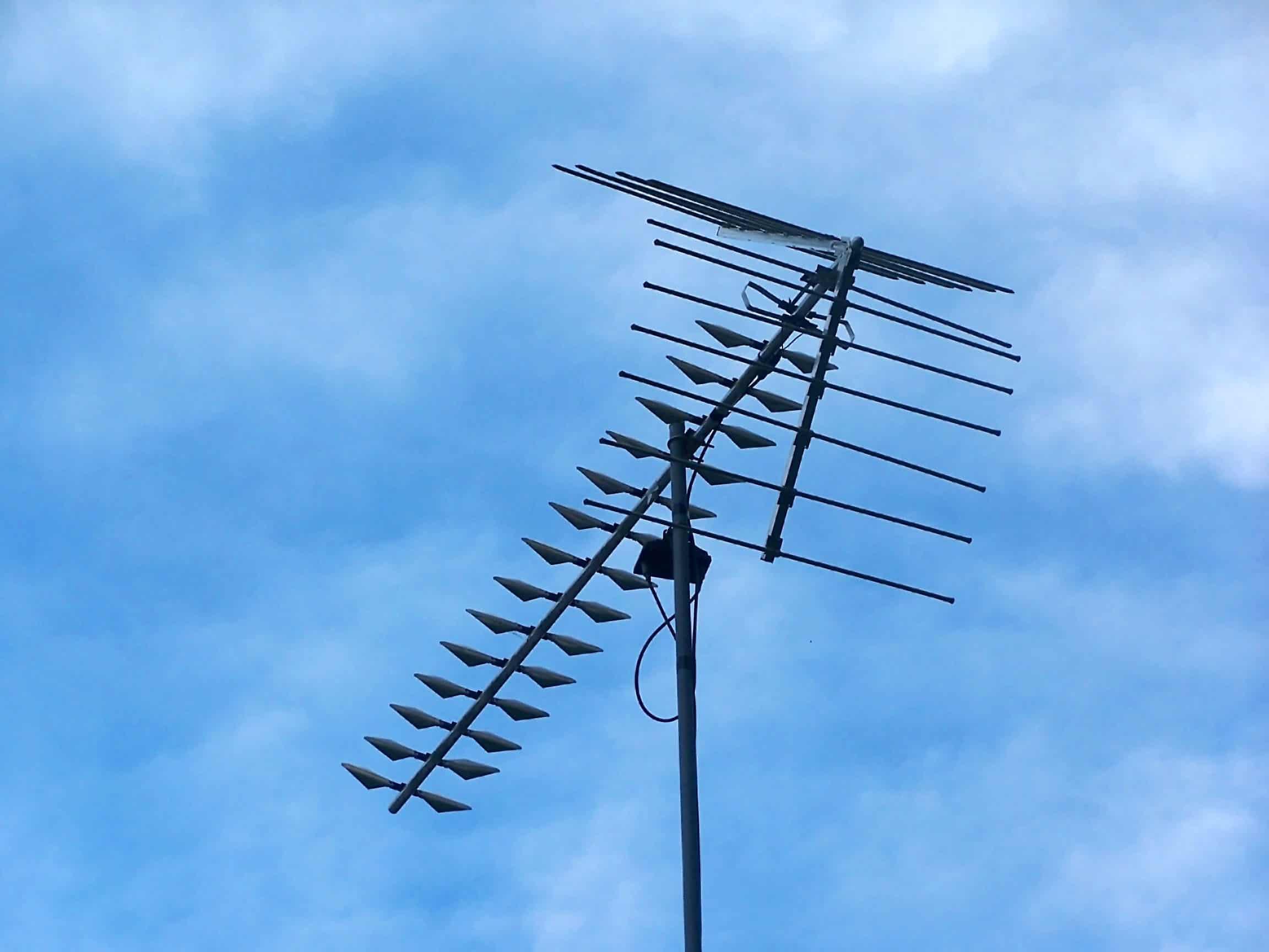 Hvilken antenne til GRATIS kanaler hos DR og TV2 ⇒ DVB-T2