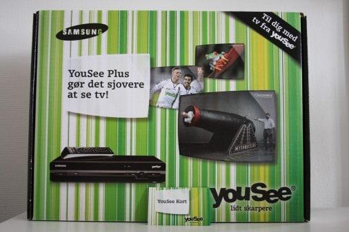 yousee plus pakke